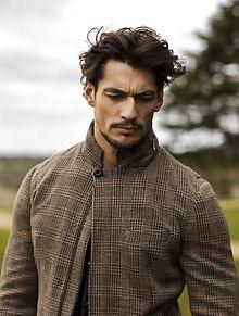 Male model David Gandy for GQ Japan by Arnaldo Anaya-Lucca (2009) -wikipedia.com